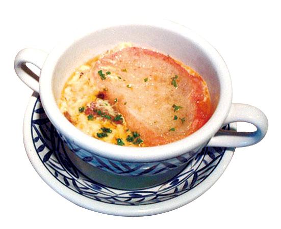 ガーリックスープ